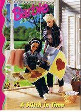 Barbie - A Stitch in Time by Balducci, Rita Book The Cheap Fast Free Post