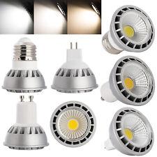 Bright Dimmable LED Spotlight E27/E26/GU10/MR16 15W COB Lights Bulb CREE Lamp