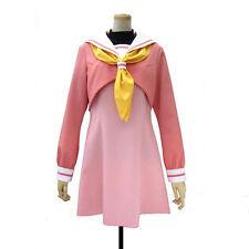Hayate the Combat Butler Nagi Sanzenin Hinagiku Katsura Hakuou Cosplay Costume:D