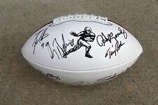 HEISMAN TROPHY WINNERS Signed Autographed Football COA PROOF! Detmer, Dawkins++