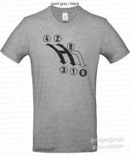T-Shirt Schaltung Trabant P 601  DDR Trabi Oldtimer P50 600 IFA Sachsenring