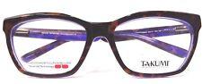 Women's Takumi prescription Eyeglasses TK965 choose color NEW