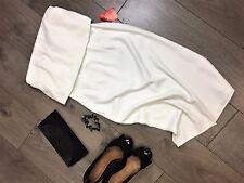 ASOS Clean Bandeau Crop Top Pencil Dress £55 (AS-39/10)
