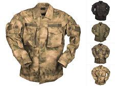Mil-tec BW mando camisa smock Bundeswehr uso camisa campo camisa camisa camiseta S-XXL