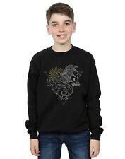 Harry Potter Niños Thestral Line Art Camisa De Entrenamiento