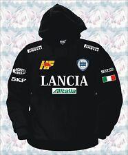 FELPA LANCIA STRATOS ALITALIA HF racing maglietta polo t-shirt maglia rally NE