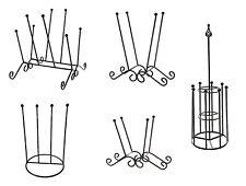 Heavy Duty Metal Wellington Boot Rack - Wellie Stand Welly Holder Storage