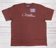 T-shirt CHEVROLET CORVETTE con cartellino ORIGINALE GM marrone XL