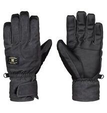 Guanti Uomo DC Shoes Seger SE Black Nero Gloves Snowboard Sci Neve - Idea Regalo