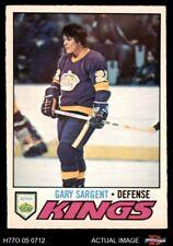 #113 Gary Sargent Kings-Hockey EX/MT