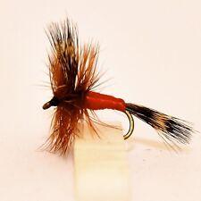 24 Humpy & Wulff pêche à la mouche truites & ombres mouches 8 motifs,3 chaque