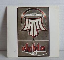 I AM Noble art featuring METHOD MAN & REDMAN FAF LARAGE CD SINGLE 72435474602