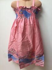 Matilda garde-robe de Kids rose à Lanières Robe pour Filles 2 3 4 5 6 ans