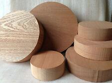Sapele Mahogany Bowl Blank 50mm  - Woodturning Hardwood Wood Turning timber