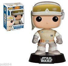 Star Wars POP! Vinyl Bobble Head Hoth Luke Skywalker 10 cm figurine Funko n° 34-