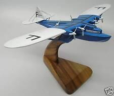 L-521 Latecoere Flying Boat Airplane Wood Model Big New