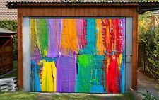 3D Color Paint 234 Garage Door Murals Wall Print Decal Wall Deco AJ WALLPAPER AU