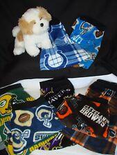 NFL TEAM Size MED Dog Fleece shirt, vest more styles & sizes in my e-bay store