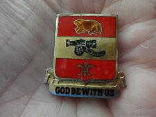 469th Field Artillery Battalion Pinback DI