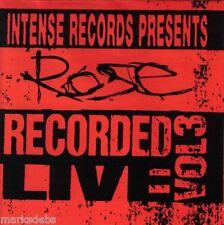 Rose(Randy)-Intense Live Series Vol.3 CD Christian Rock Brand New Factory Sealed