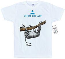 Marty dans l'air T-Shirt Design, Up in the air Parodie