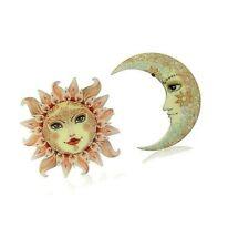 Choice of SUN or MOON Acrylic Brooch Pins