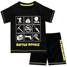 Battle Royale Pyjamas I Boys Battle Royale Pyjamas I Battle Royale Gamer PJs