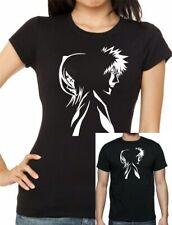 BLEACH Anime Inspired RUKIA ICHIGO T-Shirt...  sizes up to 5xl