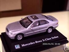 Mercedes Benz S Classe Limosine/Sedan  1/87 Cararama