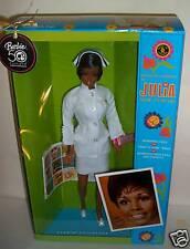 #8874 Nrfb Mattel 50th Anniversary Diahann Carroll as Julia Vintage Repro