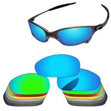 PapaViva Polarized Replacement Lenses For-Oakley Juliet Sunglasses Multi -Option