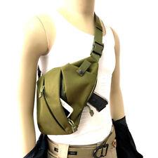New Fashion Unisex Sling Outdoor Over Shoulder Crossbody Chest Bag Gun Storage