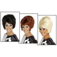 60's Beehive Wig Retro Gogo Costume Accessory Adult Halloween