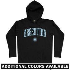 Argentina Hoodie - Buenos Aires Albiceleste Boca Juniors River Messi - Men S-3XL