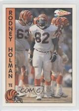 1992 Pacific #47 Rodney Holman Cincinnati Bengals Football Card