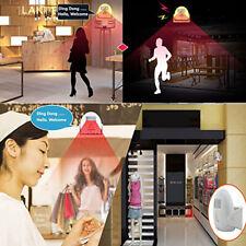 Wireless Door Open Sensor Ring Alarm Chime Entry Alert Bell Business Entrance
