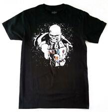 Sz S - 2XL THANOS Full Infinity War Stones GAUNTLET Fist Display Galaxy T-Shirt