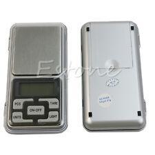 Pocket Digital Jewelry Scale Weight 100g 300g 500g x 0.01g 0.1g Balance Gram