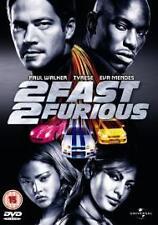 2 Fast 2 Furious [DVD] [2003], Very Good DVD, Paul Walker|Eva Mendes|Cole Hauser