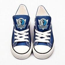 Dallas Mavericks Shoes Unisex Basketball Gift Custom Printed Mavericks Sneakers