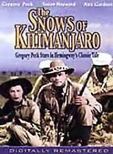 The Snows of Kilimanjaro DVD
