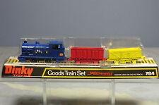 Dinky toys coffret cadeau No.784 G.E.R. goods train set mib