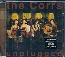 CD ALBUM 14 TITRES--THE CORRS--MTV UNPLUGGED 1999