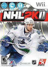 NHL 2K11 (Nintendo Wii, 2010)