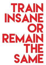 Motivation inspiration Gym cite positif photo print Poster Art Mural