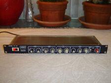 Ashly SC-63, Blueface Version, 3 Band Parametric Equalizer, Eq, Vintage Rack