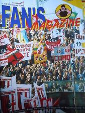 FAN'S MAGAZINE ULTRAS 53 2002 Verona Napoli