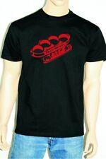 """T-Shirt Fruit of the Loom mit """"Schlagring"""" und Ihrem Namen bedruckt Gr. S - 3XL"""