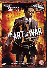 The Art Of War 2 - Betrayal (DVD, 2009)