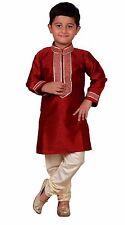 Boys Indian sherwani Kurta Churidar pyjama for Bollywood theme party Outfit 894